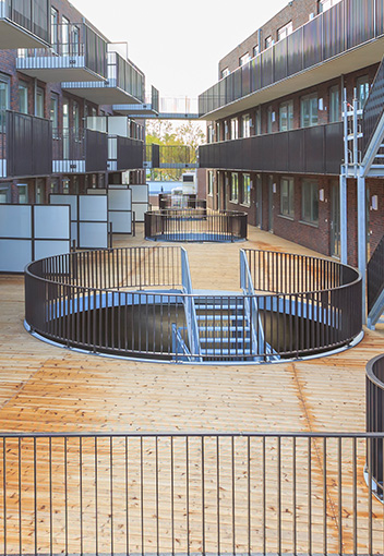 Stalen constructie Hoogeveen Staalconstructie