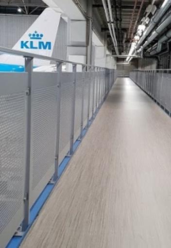 Stalen verbinding Hoogeveen Staalconstructie