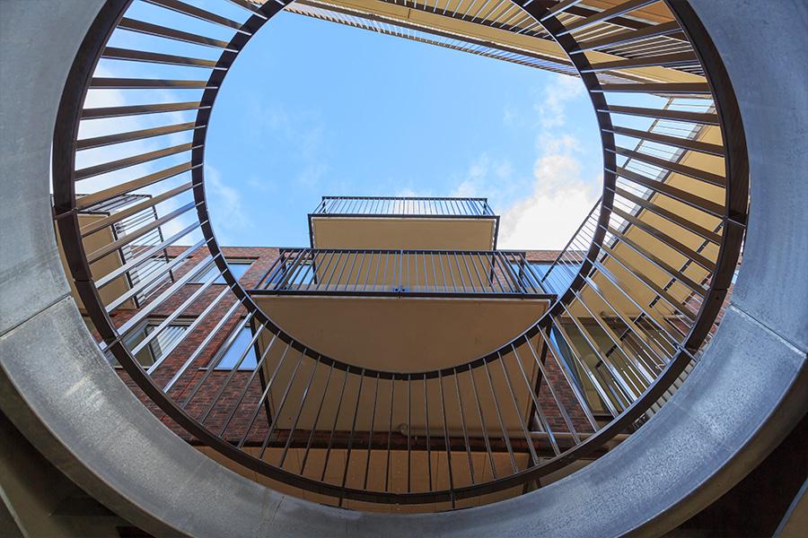 Hekwerk Hoogeveen Staalconstructie